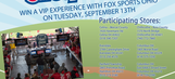 Ultimate V.I.P. Sweepstakes