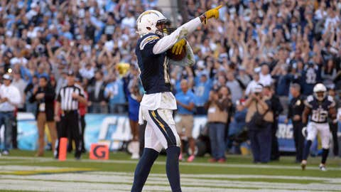 Keenan Allen, WR, California / Drafted 76th overall by the San Diego Chargers