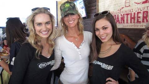 FSSD Girls and Brittany