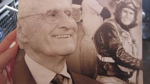 Jerry Coleman Memorial Service
