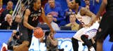 No. 21 Aztecs hold off No. 16 Kansas 61-57