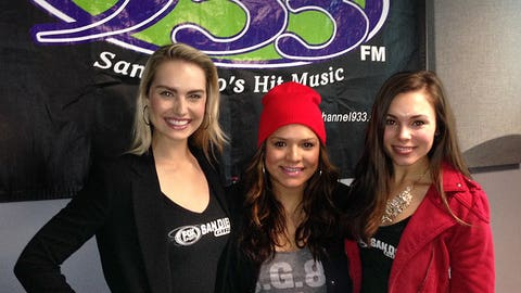 FSSD Girls Radio Tour