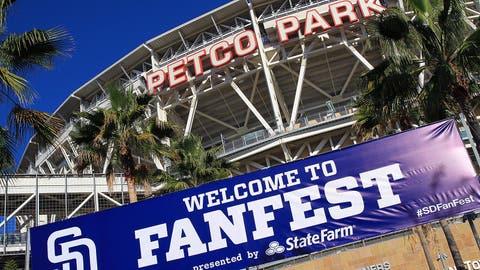 Padres FanFest