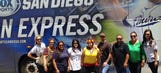 Sycuan Daycation with the FOX Sports San Diego Girls