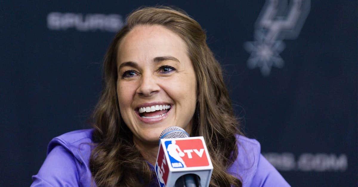 Becky Hammon returns to Garden as Spurs assistant coach ...
