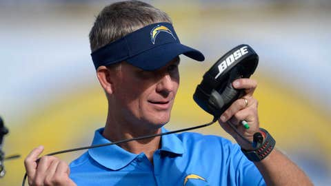 Mike McCoy, San Diego Chargers (Last week: 4)