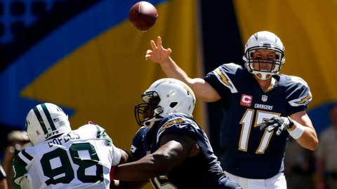 3. San Diego Chargers