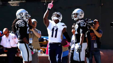 18. San Diego Chargers