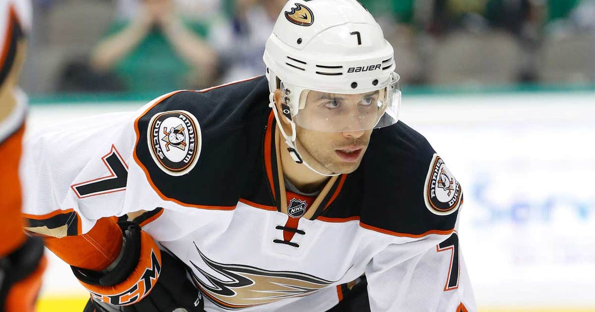Two-game suspension ends Cogliano's consecutive games played streak (VIDEO)