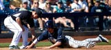 Venable homers in Padres' 9-4 loss to Mariners