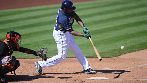Outfield: Justin Upton