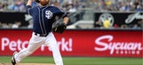 Padres visit Nelson Cruz, Mariners for two-game series