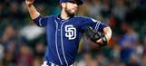 James Shields on pace for eye-popping strikeout, home run totals