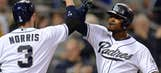 Padres' Upton, Norris drop in All-Star voting
