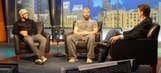 'Battery mate' discussion with James Shields and Derek Norris on #SDLive