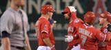 Padres lose 4-3 to Angels on Pujols' RBI single in 9th