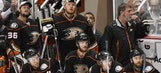 Disappointed by playoff ouster, Ducks look to solid future