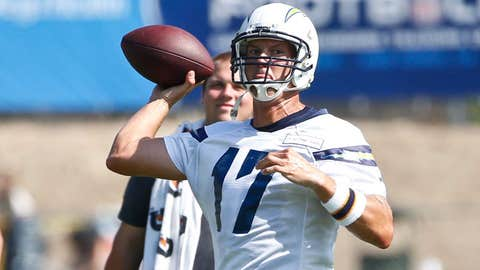 San Diego Chargers: QB Philip Rivers - $15.3 million