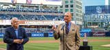 Padres broadcaster Dick Enberg announces retirement following 2016 season