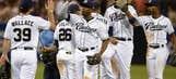 Padres seek 10th straight home win vs Braves