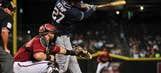 Kemp's 3-run homer lifts Padres to 4-3 win over Diamondbacks