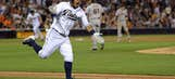 Amarista's RBI single in 9th lifts Padres past Giants, 5-4