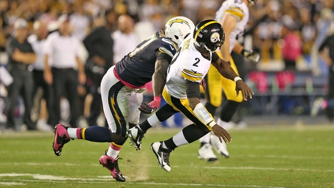 Chargers vs. Steelers 10.12.15