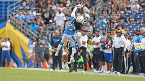 "Sights from Chargers vs.€"" Raiders 10.25.15"