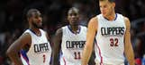 Clippers host Blazers Monday night