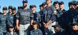 Padres unveil new U.S. Navy digital camouflage jersey