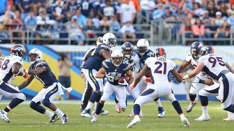 Bolts Fall to Broncos, 17-3