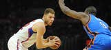 Serge Ibaka's lockdown defense on Blake Griffin was vital in Thunder's win