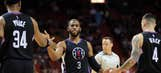 Clippers take on 76ers Monday