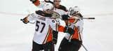 Ducks top Blackhawks 3-2