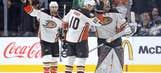 Ducks host Bruins Friday night