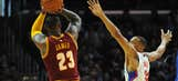 Cavs make 18 3-pointers in rout of Clippers