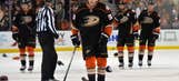 Silfverberg's hat trick leads Ducks in rout of Devils