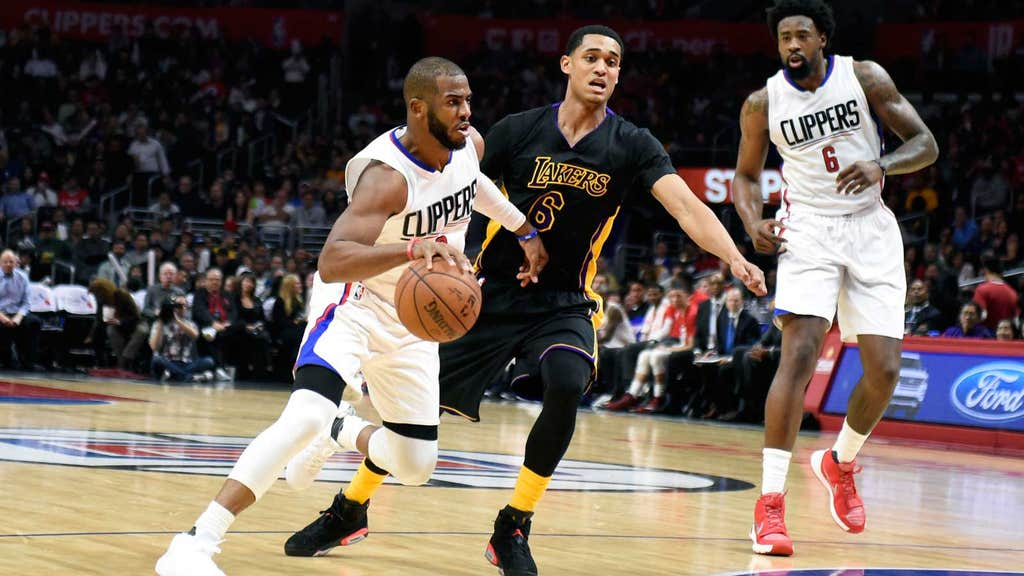 Clippers Vs Lakers Alt Channel Listings Fox Sports