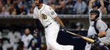 Kemp's 2-run double leads Padres to 2-1 win over Rockies