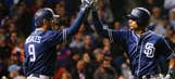 Padres head to Milwaukee for 4-game series vs Brewers