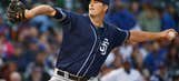 Pomeranz leads Padres to 1-0 win, doubleheader sweep of Cubs