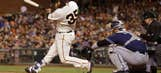Padres try to avoid 3rd sweep of season by Giants