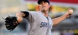 Padres trade All-Star Pomeranz for Red Sox prospect Espinoza