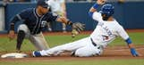 Padres try bounce back in Game 2 in Toronto