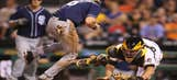 Jackson solid, Jankowski steals home and Padres beat Bucs