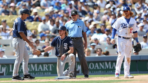 Gallery: Padres at Dodgers