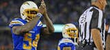 Chargers try to sustain momentum vs. red-hot Falcons