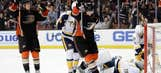 Silfverberg's 2 goals lead Ducks over Predators 6-1