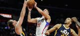 Clippers beat Jazz 88-75 to improve to 2-0 on young season