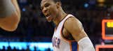 Clippers host Thunder, sizzling Westbrook